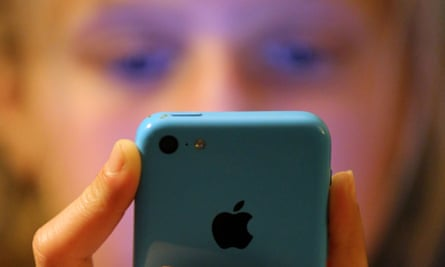 Teenager research<br>File photo dated 22/10/14 of a teenage girl using a mobile phone. Most teenagers could not last more than a day without using social media or smartphones, according to new research. PRESS ASSOCIATION Photo. Issue date: Tuesday October 27, 2015. A survey of 2,000 youngsters found that two out of three spend an average of two hours a day on social media, and more during school holidays. See PA story TECHNOLOGY Children. Photo credit should read: Chris Radburn/PA Wire
