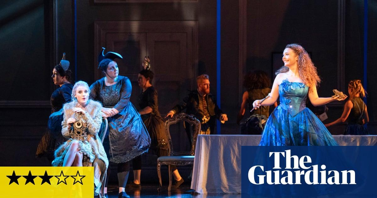 Cendrillon review – Cinderella entrances her gender-fluid Prince
