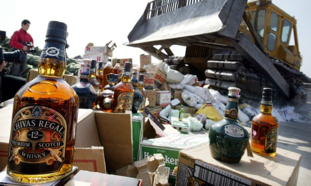 Bathtub booze and knock-off whisky: inside China's fake alcohol