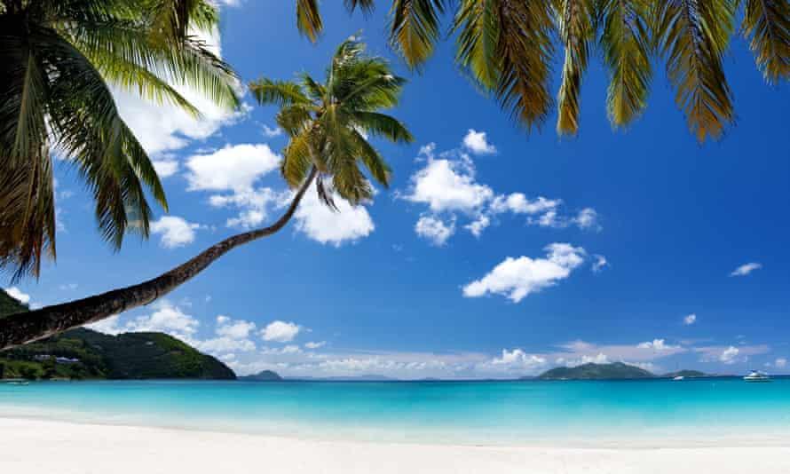 Cane Garden Bay, Tortola, British Virgin Islands.