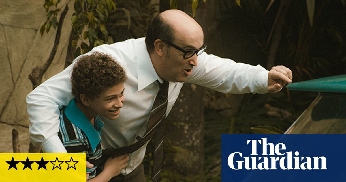 Memories of My Father review – lovingportrait of a parent