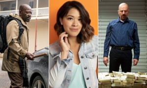 Fear the Walking Dead, Jane the Virgin and Breaking Bad. Time jumps are common – but not always successful.