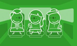 citymappers smart ride logo