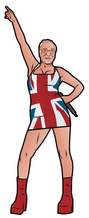 Alfie Spice, AKA the patron saint of Brexit