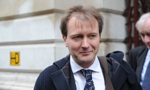 Richard Ratcliffe at the Foreign Office to meet Boris Johnson.