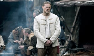 Charlie Hunnam in Guy Ritchie's King Arthur: Legend of the Sword