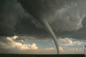 This image captured the Campo, Colorado, tornado of 31 May 2010 in its early stages