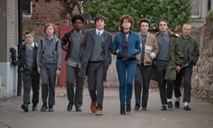 'Dizzy rush': teen music and romance blossom in 80s Ireland in Sing Street.