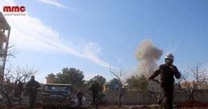 An MSF facility in Idlib province, Syria, was attacked on 15 February 2016