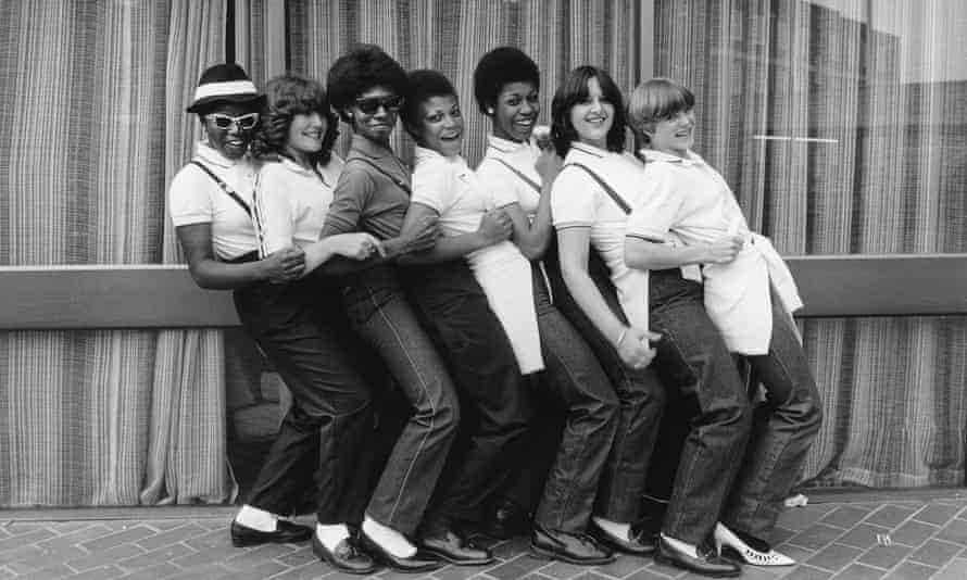 Ska Girls, Coventry, 1980.