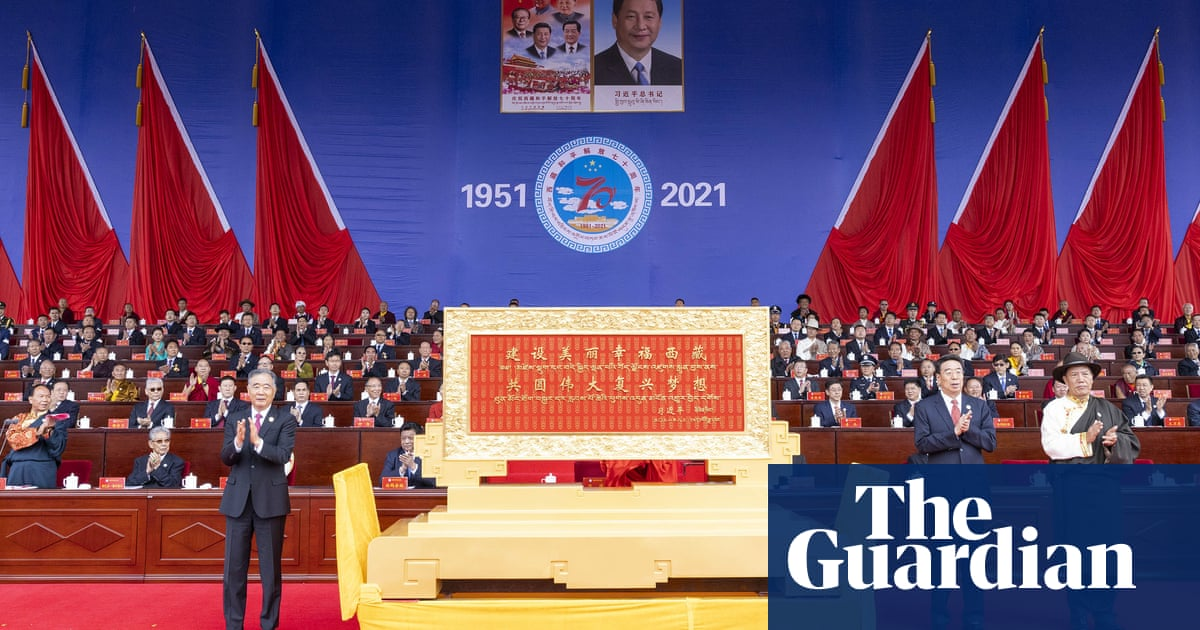 Embrace Communist rule, China tells Tibet on 70th anniversary of invasion