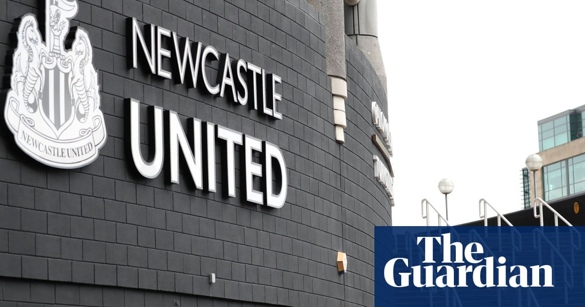 Newcastle become first Premier League club to put staff on furlough