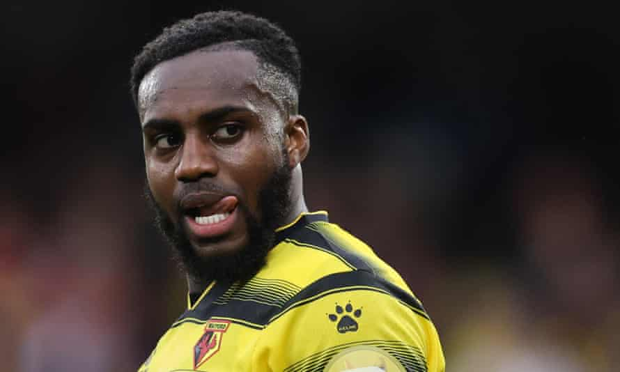 Danny Rose: thunders up the flank.