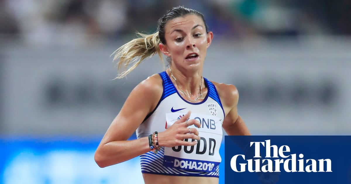 Jessica Judd savages Ukad over reluctance to release Mo Farah samples