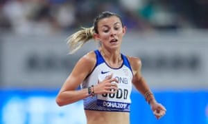 Jessica Judd, who ran in the 5,000m at the 2019 world championships, said: 'The amount of samples that athletes give and they won't retest and use stupid excuses as to why [is] embarrassing.'