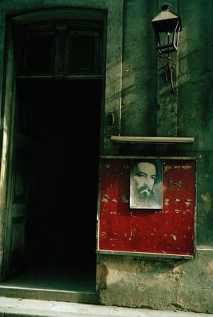 Camilio Cienfuegos, Havana, Cuba, 1991