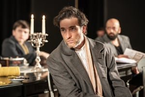 Ed Stoppard, the playwright's son, in Leopoldstadt.
