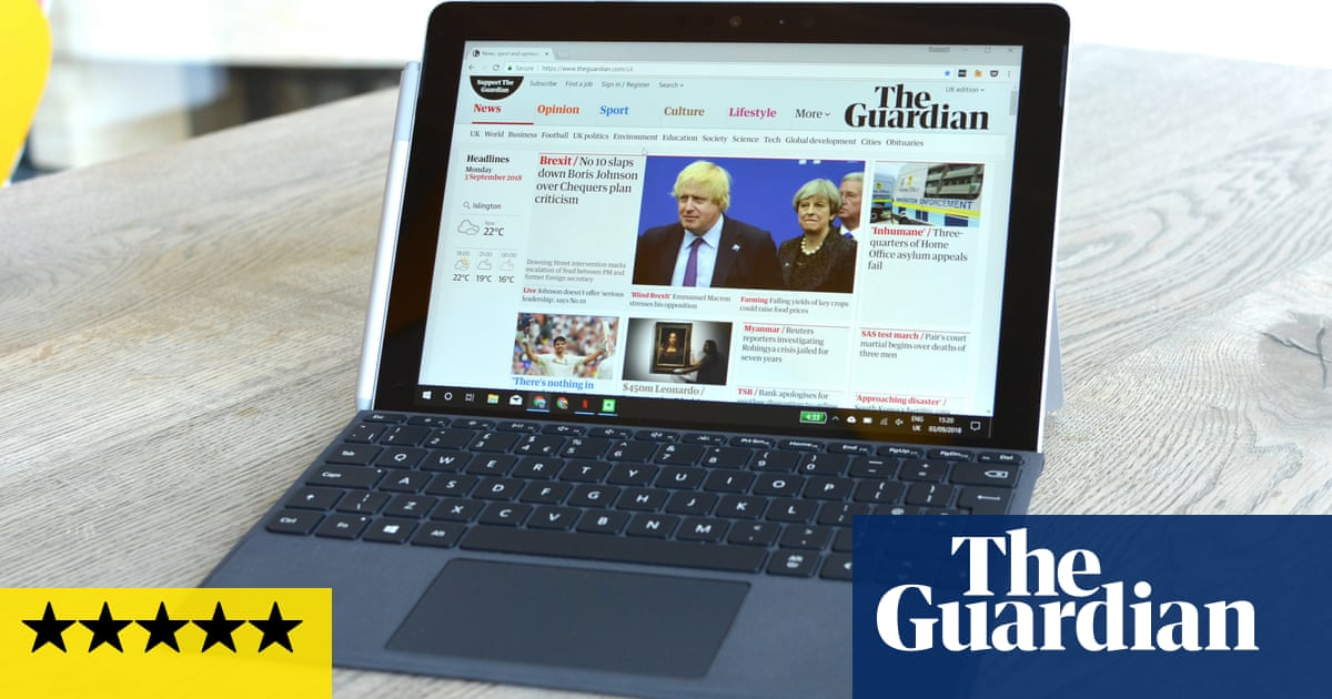 The Guardian Image