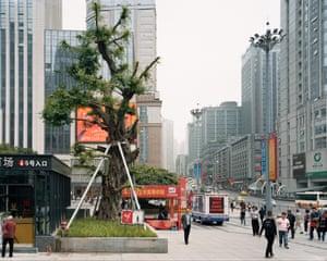 Guanyinqiao Shopping District, 2017