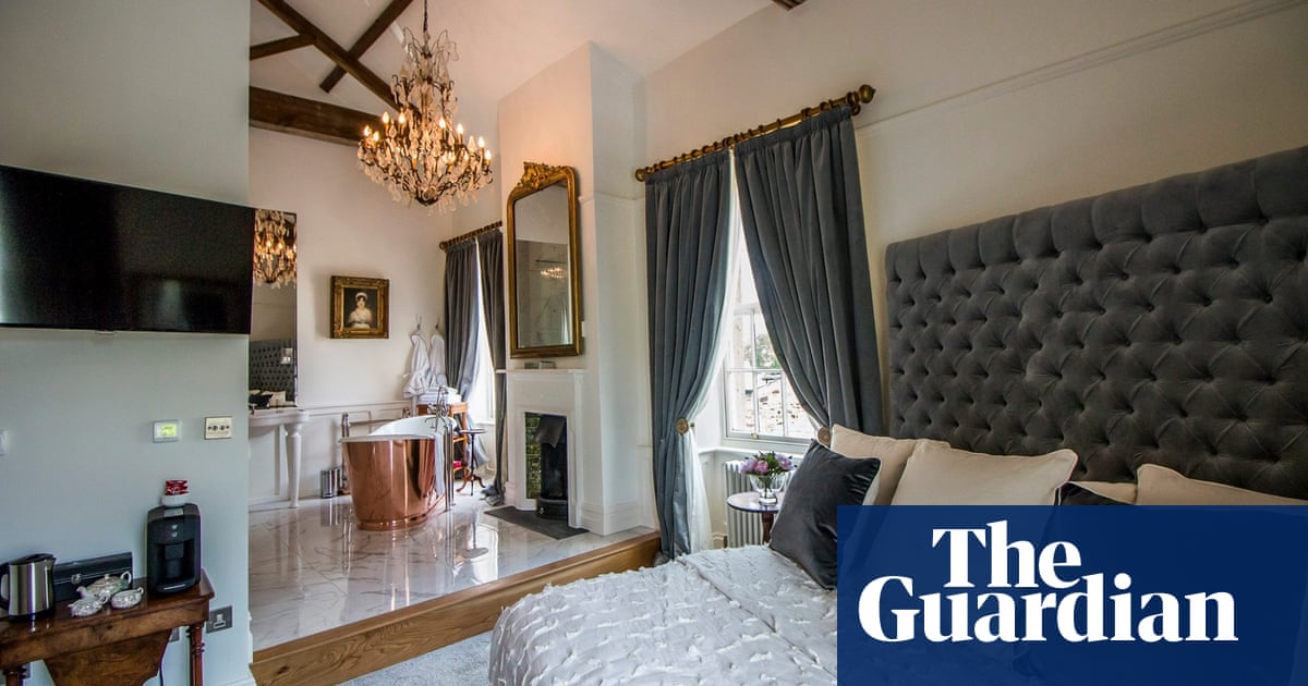 The Coach and Horses, Bolton-by-Bowland, Lancashire: hotel review