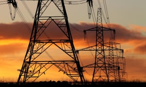 National Grid's underlying profit fell by 12% to £1.1bn in the six months to the end of September.
