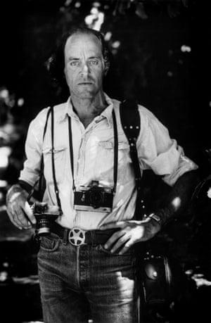 Photographer Paul Fusco