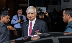 Malaysia's prime minister Najib Razak denies any impropriety over a $681m 'donation' in his bank account.