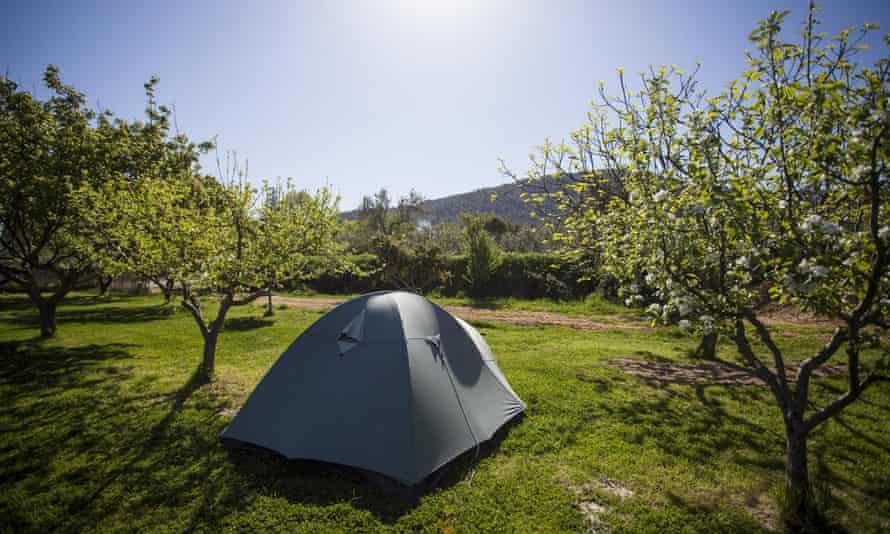 Campsite Bocairent, Bocairent, Spain