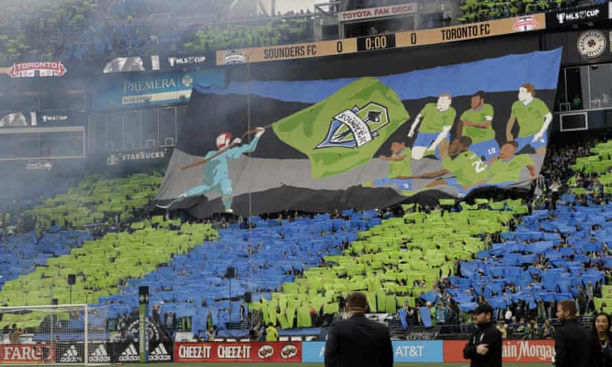 Seattle is home to a passionate base of MLS fans