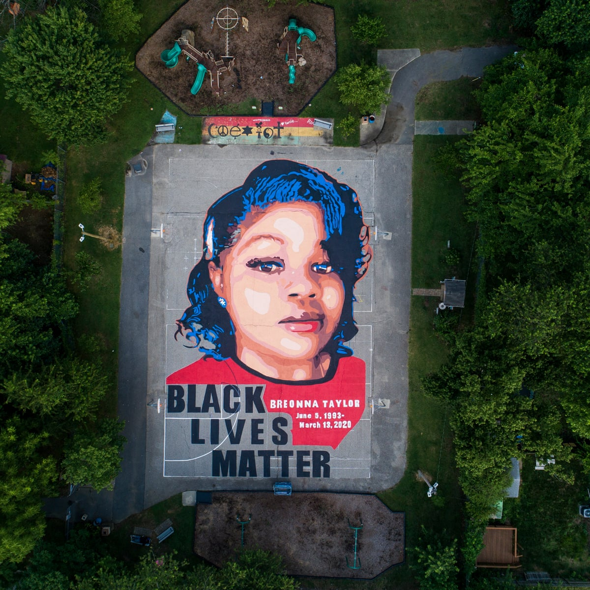 Breonna Taylor killing: call for justice intensifies after months of  frustration | US news | The Guardian