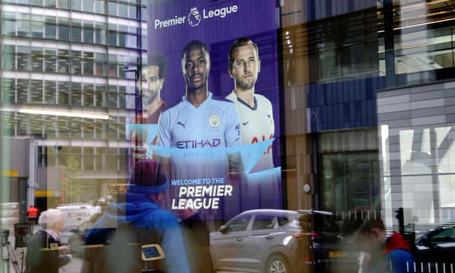The Premier League said it is 'committed to tackling any form of discrimination in football'.