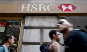 HSBC's boss resigned last month after only 18 months and has already cut 4,000 jobs this year.