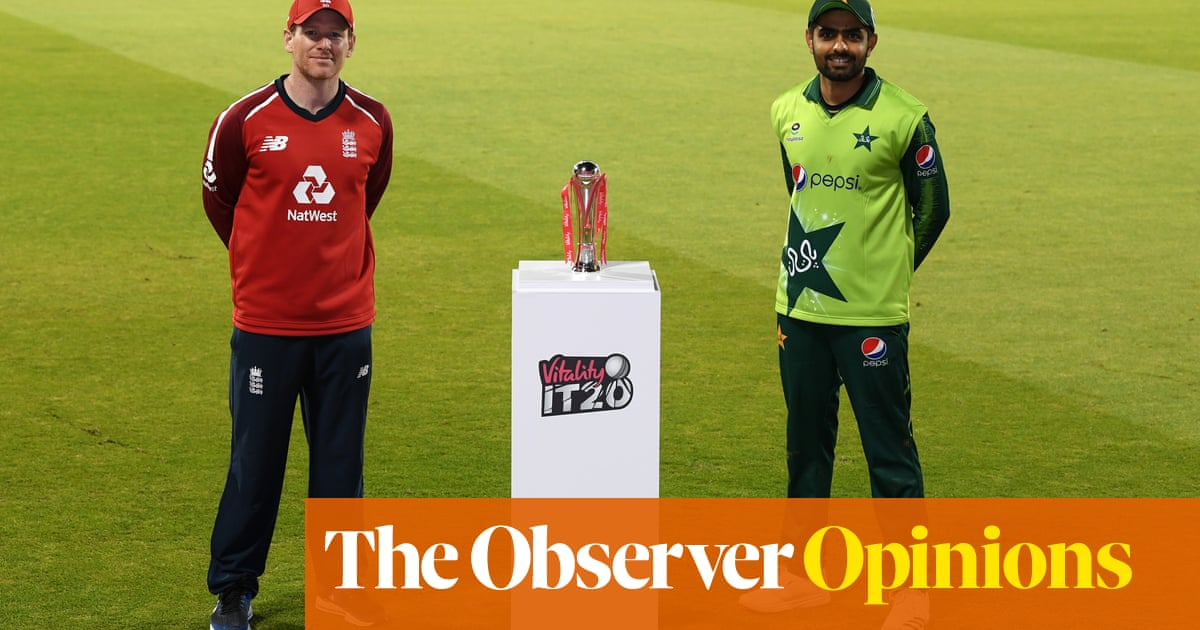 England ready to return a favour and play in Pakistan after 15 years away | Vic Marks