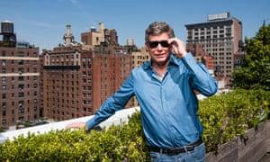 Jay McInerney in New York