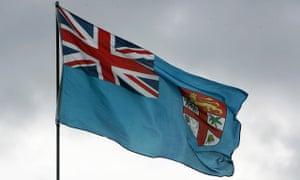 Fiji to keep union jack on its flag  World news  The Guardian