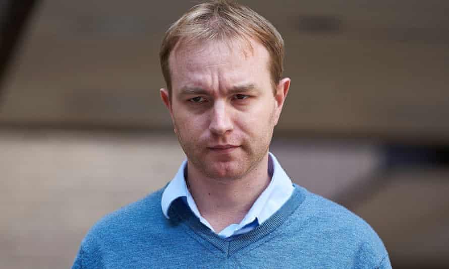 Tom Hayes leaves Southwark crown court