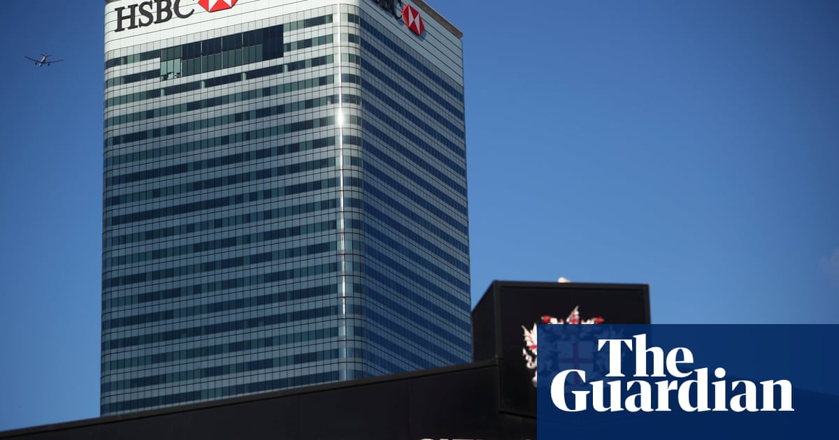 UK's most unequal bank: HSBC's gender pay gap grows to 61