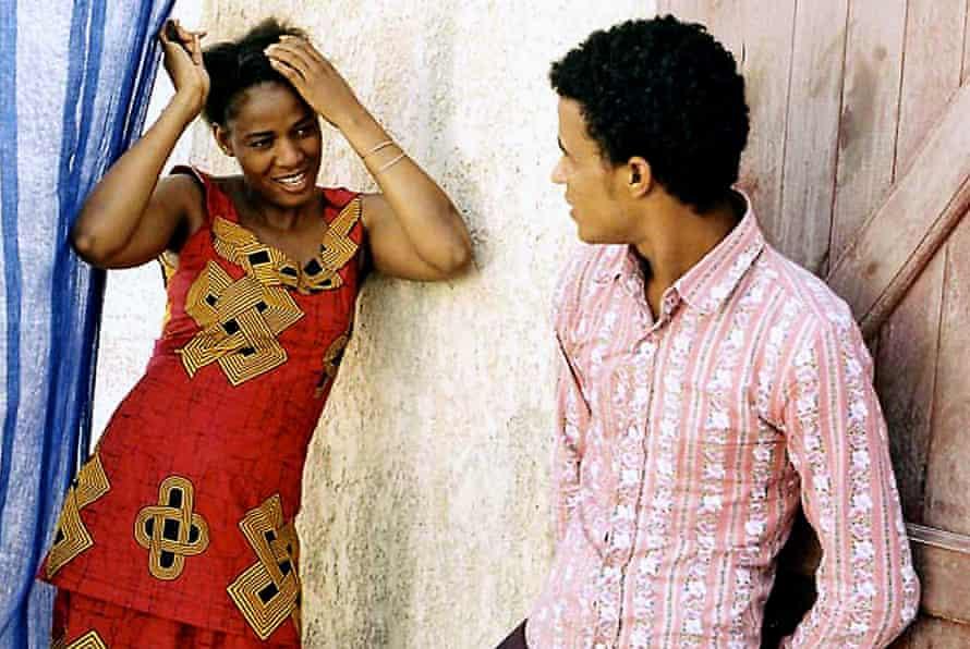 Abderrahmane Sissako's 2002 film Waiting for Happiness.