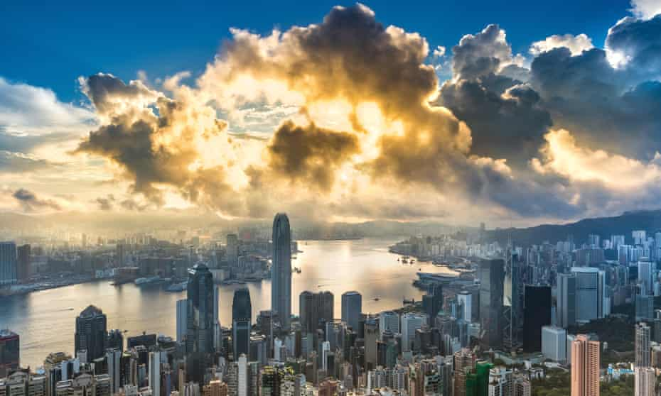 """""""Hong Kong is the only place in the world that exactly matches with the best feng shui principle of wind and water,"""" says feng shui grand master Raymond Lo."""