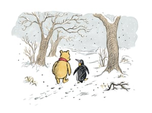 Winnie's back … The Best Bear in All the World.
