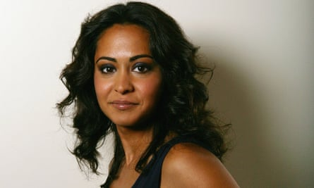 Parminder Nagra: 'Music's a huge part of my life.'