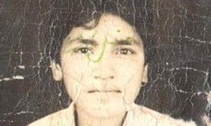 Aftab Bahadur, hanged on Wednesday despite protests