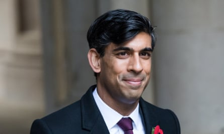 'Despite the chancellor, Rishi Sunak's, efforts, many people still lost their jobs.'