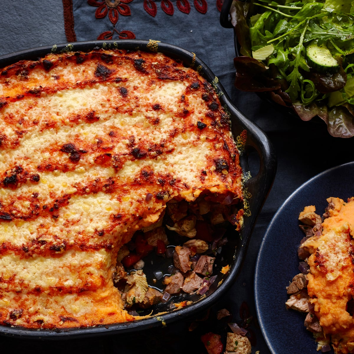 17 Ways With Leftover Turkey From Warming Ramen To Rich Risotto Christmas Food And Drink The Guardian
