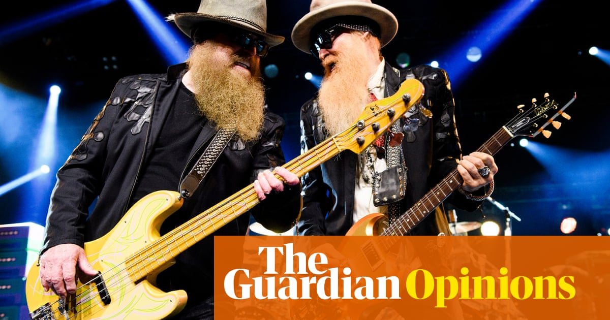 Dusty Hill's voice, tone and passion for the blues lifted ZZ Top into greatness