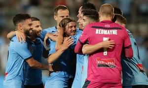 Sydney FC 2019/2020 A-League campaign players