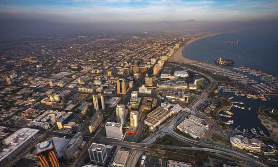 Long Beach, California.