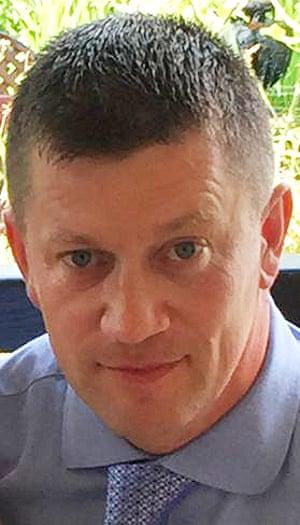 PC Keith Palmer.