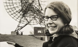 Jocelyn Bell Burnell at the Mullard Radio Astronomy Observatory at Cambridge, 1968.