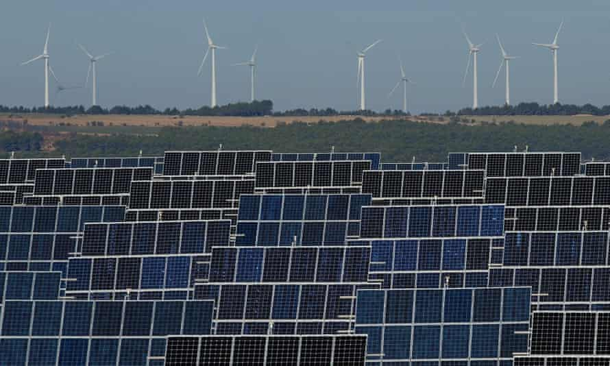 'Critical technologies, from large-scale solar to clean transport, are mature and continue to drop in cost.'